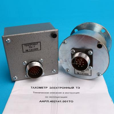 Тахометр электронный ТЭ-1 с инструкцией