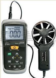 Анемометр цифровой DT-619 фото 1