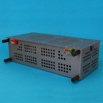 Устройство зарядное автоматическое УЗА вид снизу