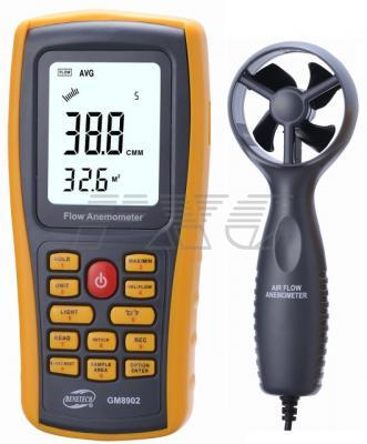 Анемометр цифровой GM8902 фото 1