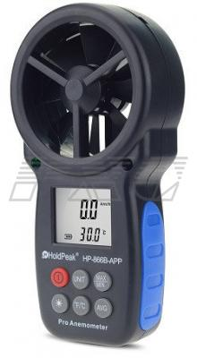 Анемометр цифровой HP-866B-APP фото 1