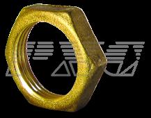 Контргайки латунь / никель