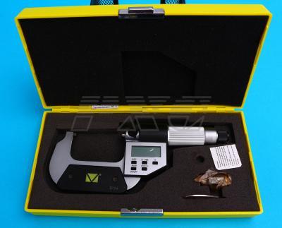 Микрометр гладкий цифровой МКЦ (комплект)