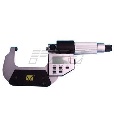 Микрометр гладкий цифровой пятикнопочный типа МКЦ