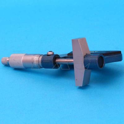 Микрометр МКШ-25 вид сверху