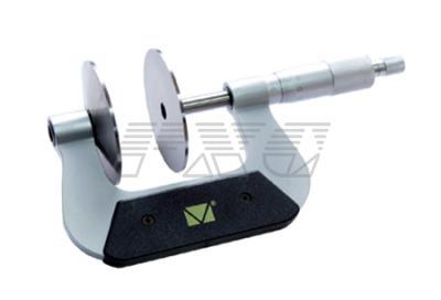 Микрометр листового типа