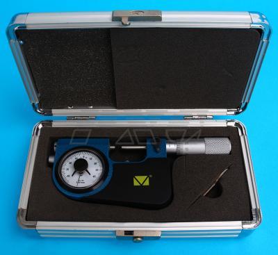 Микрометр МР в футляре