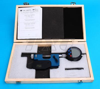 Комплект поставки скобы рычажной цифровой