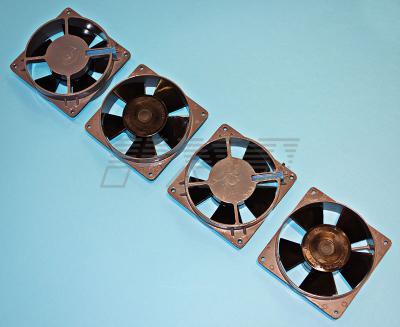 Четыре влагостойких вентилятора ВН-2В фото2