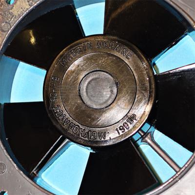Крыльчатка осевого вентилятора ВН-2 фото4