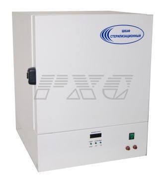 Шкаф сушильный стерилизационный сухожаровой типа ШС-40
