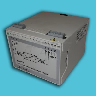 Фото преобразователя постоянного напряжения и тока ПНС-1