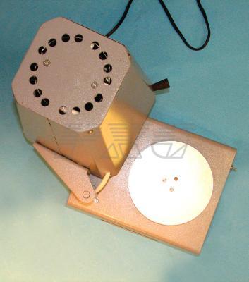 Аппарат для ускоренного определения влажности 04211 вид сверху