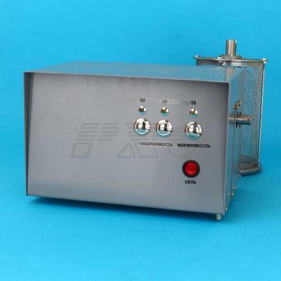 Аппарат для определения формуемости и осыпаемости 04812