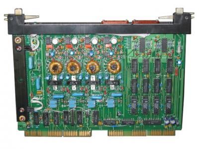 Модуль цифро-аналогового преобразования типа ЦАП4