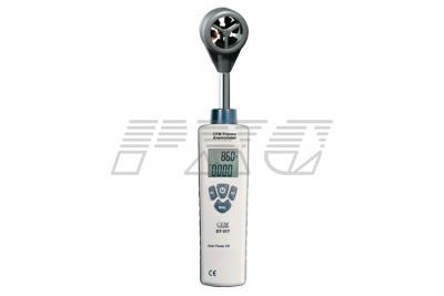 Анемометр цифровой DT-318 фото 1