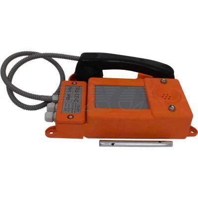 Аппарат телефонный ТАШ-12П-С вид сбоку