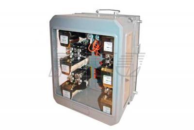 Блоки релейные исполнительной группы электрической централизации