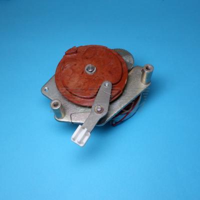 Двигатель ДСМ 2П вид сверху