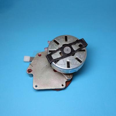 Двигатель ДСМ 2П вид снизу