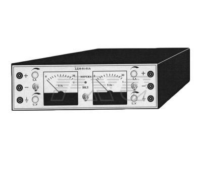 Двухканальный источник питания 2Д30-01-01А