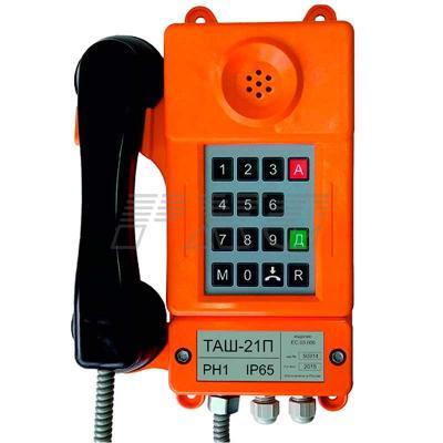 Фото телефонного аппарата ТАШ-21П-IP всепогодного