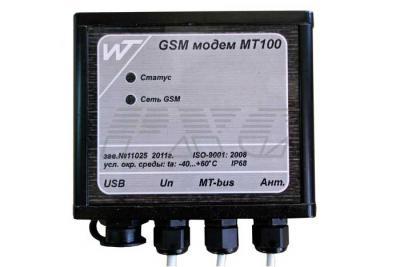Фото GSM-модема МТ-100