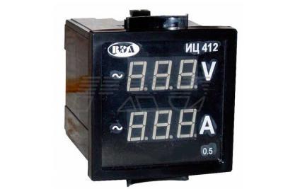 Фто индикатора напряжения ИЦ412
