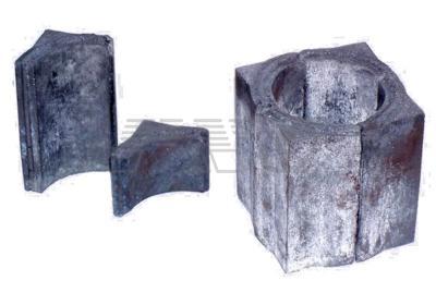 Изделия карбидкремниевые на алюмосиликатной связке - фото