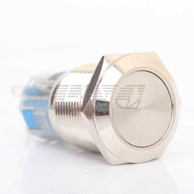 Кнопка металлическая TYJ 19-212 - фото 3