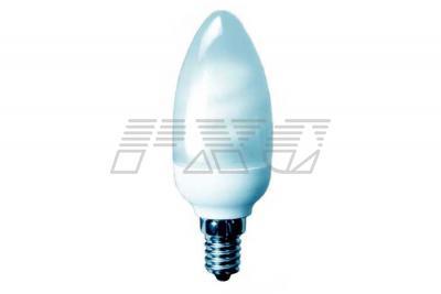 Фото лампы люминесцентной компактной серии