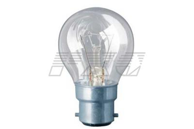 Фото лампы накаливания с цоколем типа В22