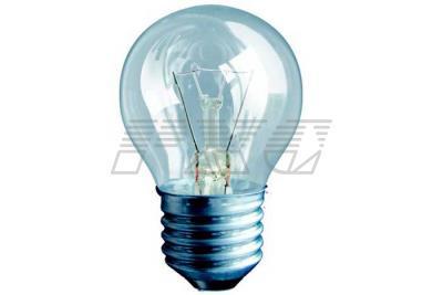 Фото лампы накаливания шарообразной формы Б