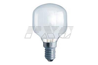 Фото лампы накаливания софтоновой в колбе Т45
