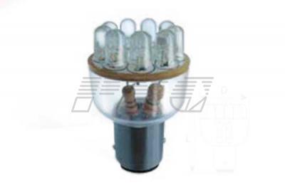 Фото ламп светодиодных с цоколем BAY15d