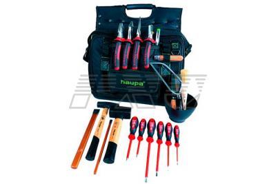 Фото набора инструментов HAUPA ProBag Start VDE