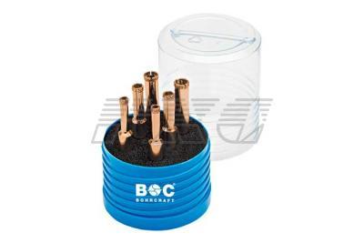 Фото набора сверл для плитки BC Round-Box