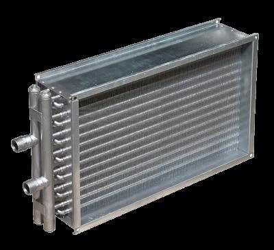 Пластинчатые медно-алюминиевые теплообменники ВНВ 243
