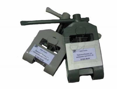 Фото Приспособление для центровки труб при сварке в стык К1201.00.00