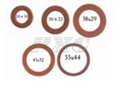 Прокладки уплотнительные биконитовые для счетчиков воды фото 1