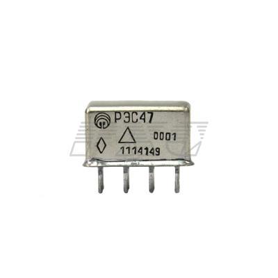 Реле электромагнитное РЭС-47