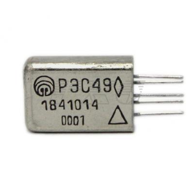 Реле электромагнитное РЭС-49