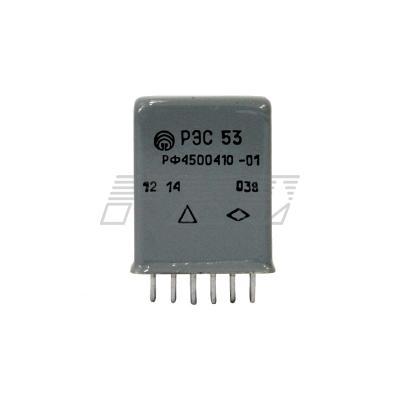 Реле электромагнитное РЭС-53