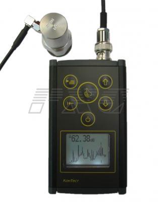 Переносной виброметр 107В фото1
