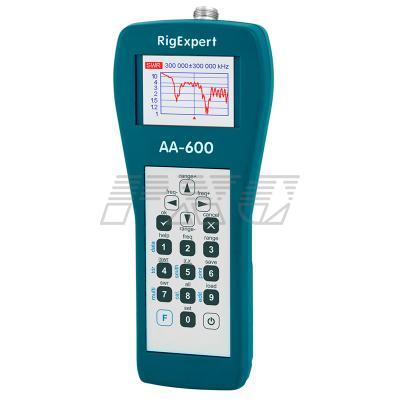 Анализатор RigExpert AA-600 фото1