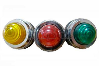 Фото сигнальной арматуры PL-25N зеленой