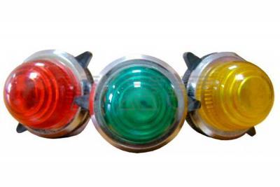 Фото сигнальной арматуры PL-30N красной 110 В