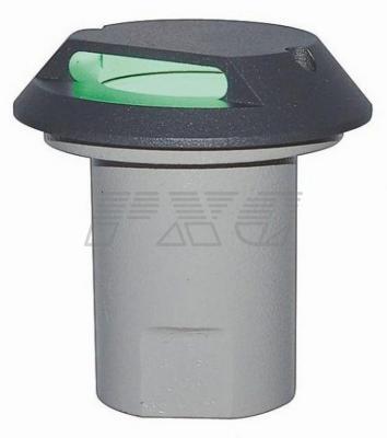 Светильник Sprut-3 GR RGB (нержавеющая сталь) фото 1