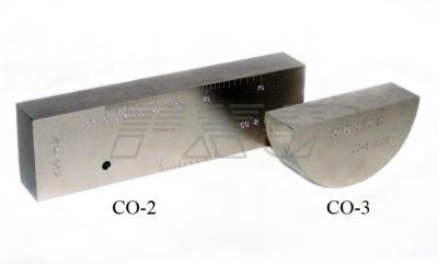 Фото стандартные образцы для ультразвукового контроля