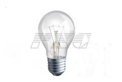 Фото судовой лампы накаливания С 110-40